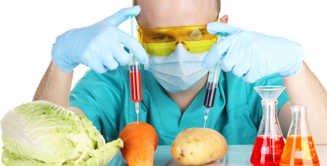 Suprimir a Poluição Alimentar e Medicamentosa