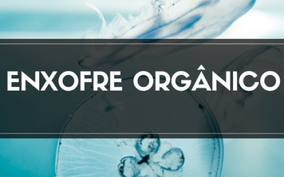 Enxofre Orgânico