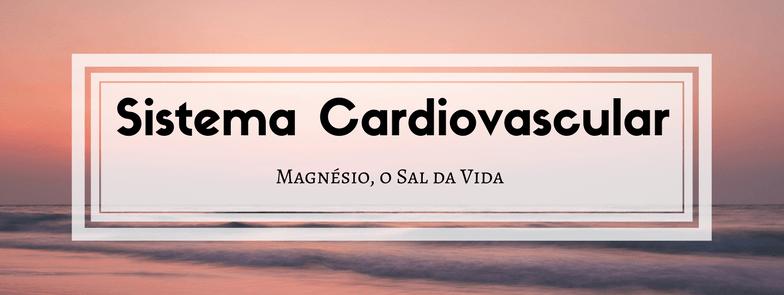 O Sistema Cardiovascular e o Magnésio