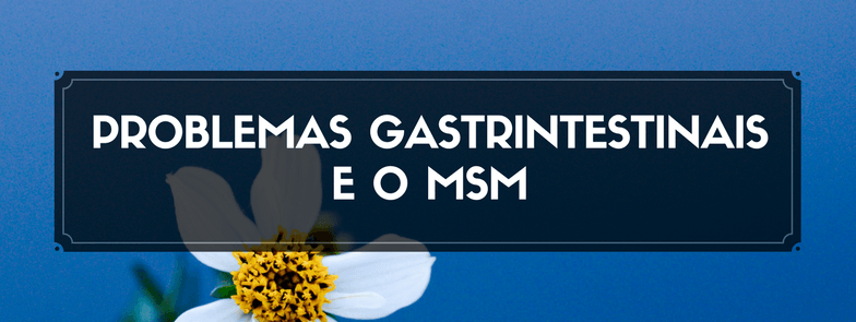 Problemas Gastrintestinais e o MSM