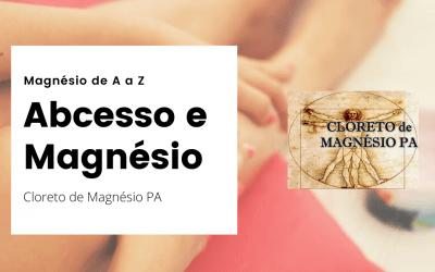 Abcesso e Magnésio – Magnésio de A a Z