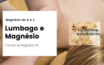 Lumbago e Magnésio – Magnésio de A a Z
