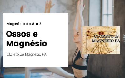 Ossos e o Magnésio – Magnésio de A a Z