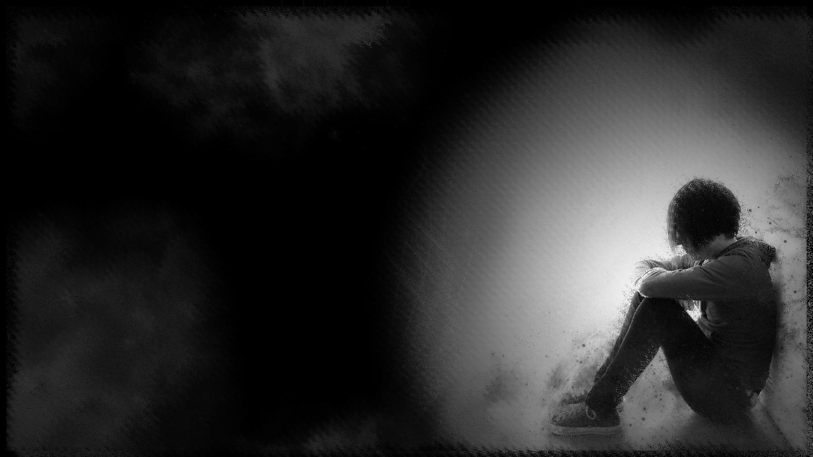 Depressão, as trevas da alma
