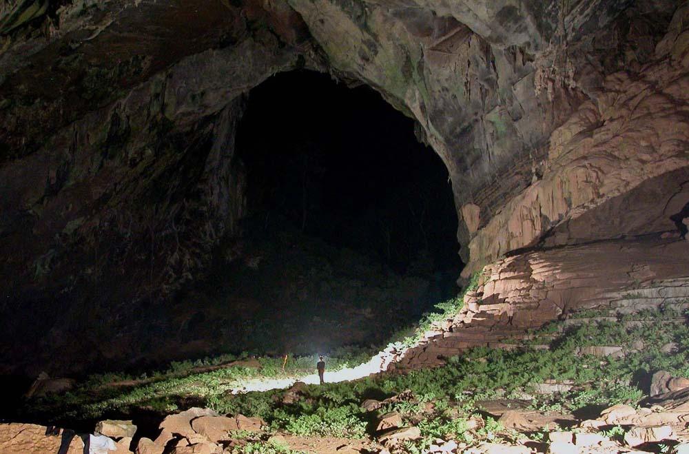A história da Caverna