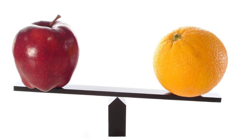 As armadilhas da competição e da comparação