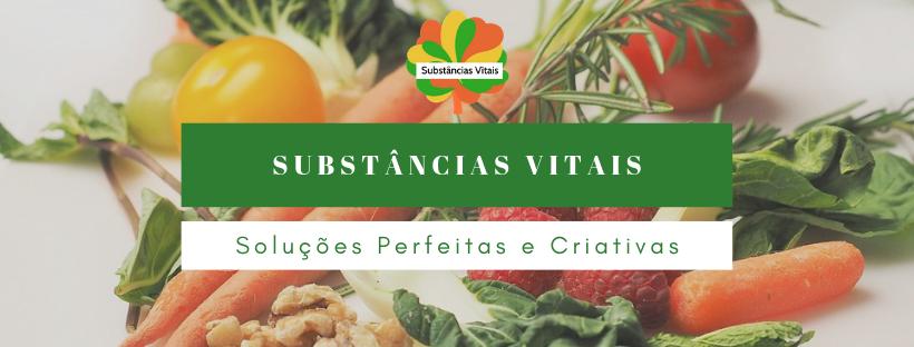 Substâncias Vitais
